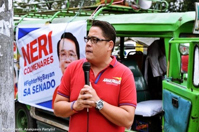 Anakpawis Representative Ariel Casilao