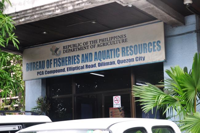 BUREAU OF FISHERIES AND AQUATIC RESOURCES 1