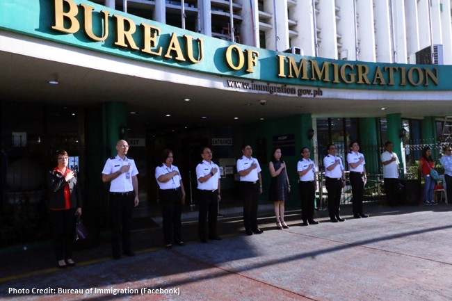 BUREAU OF IMMIGRATION 1