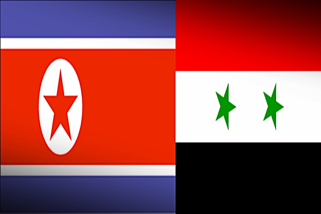 NOKOR SYRIA
