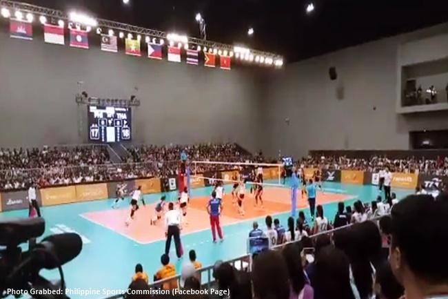 PH VS THAILAND SEA GAMES 2017 SEMIFINALS