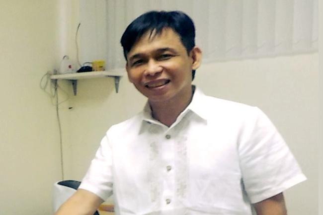 PNP IAS Inspector General Alfegar Triambulo