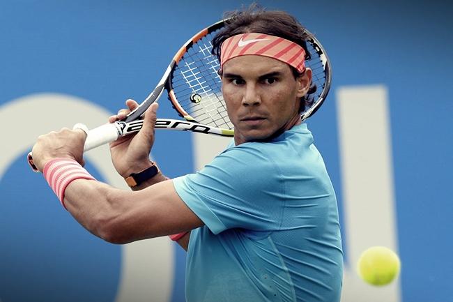 Spanish Tennis Star Rafael Nadal laglag na sa Roger's Cup