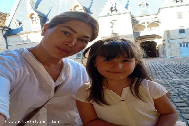 jackie forster and daughter 1