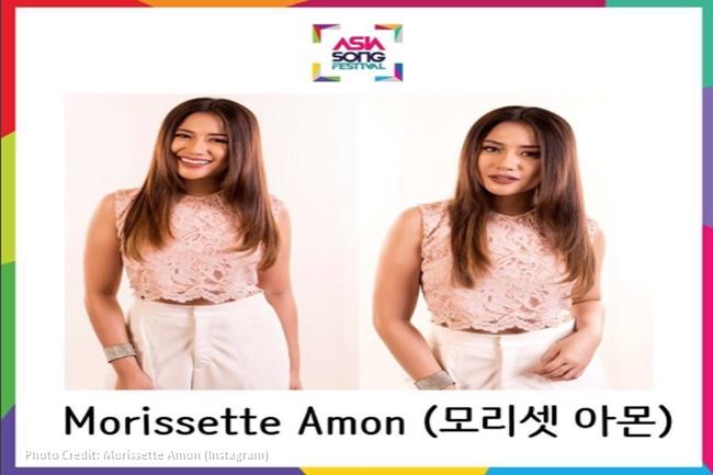 morissette amon asia song festival 2017