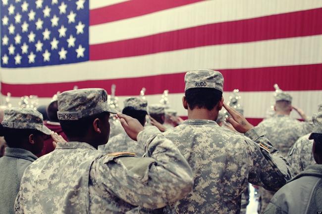 Colorado Soldiers Return Home
