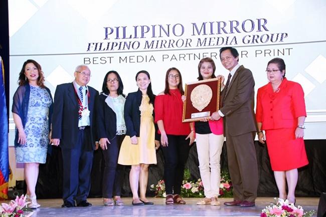 CONGRATULATIONS to Pilipino Mirror