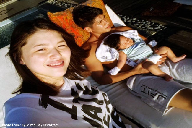 Kylie Padilla and aljur abrenica and alas