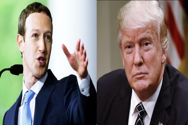 Mark Zuckerberg binuweltahan ang akusasyon ni US Pres. Trump sa Facebook na 'anti-Trump'