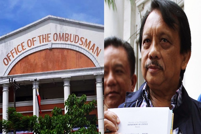 OMBUDSMAN AND DANTE JIMENEZ