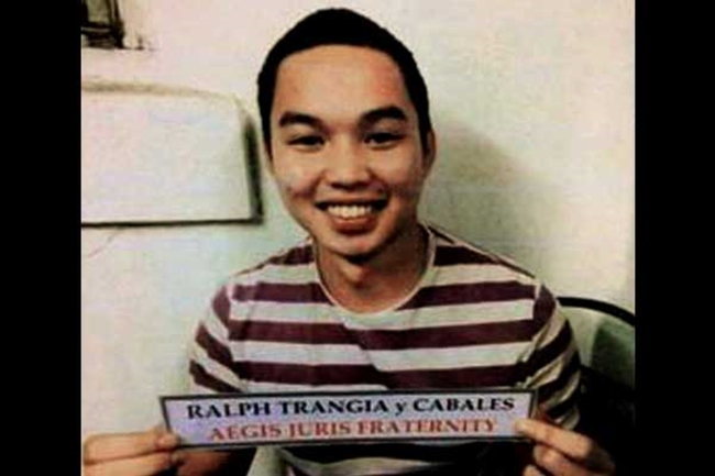 Suspect-in-UST-hazing
