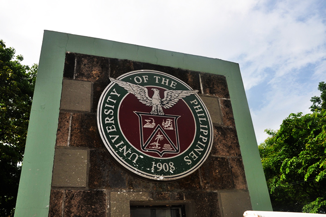 UP UNIVERSITY OF THE PHILIPPINES 3
