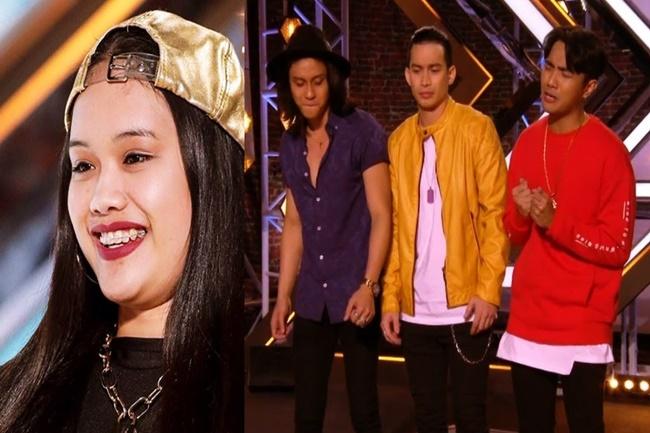 3 Pinoy pasok na sa ikalawang stage ng boot camp ng X factor UK