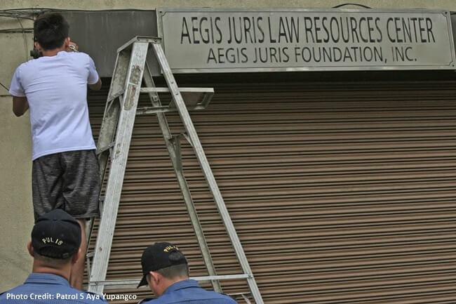 AEGIS JURIS 1
