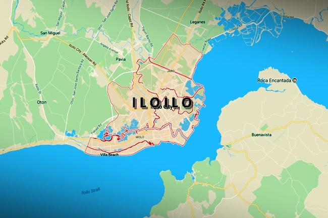ILOILO MAP