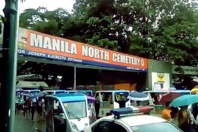 MANILA NORTH CEMETERY ULAT NI AYA YUPANGCO