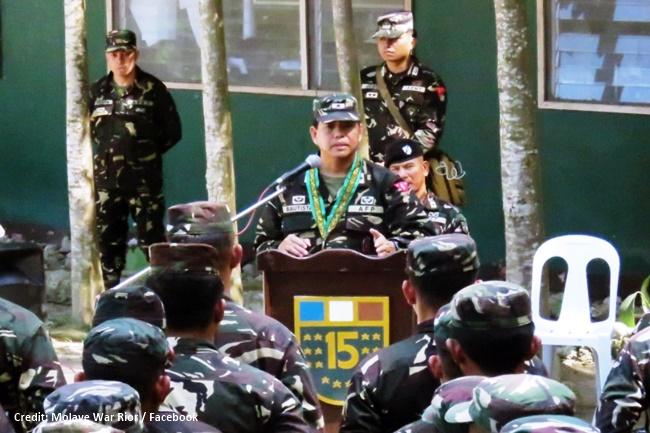 Major General Joselito Bautista