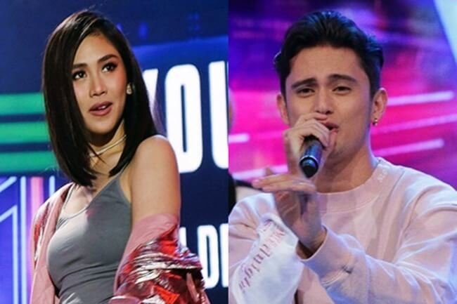 SARAH GERONIMO AT JAMES REID