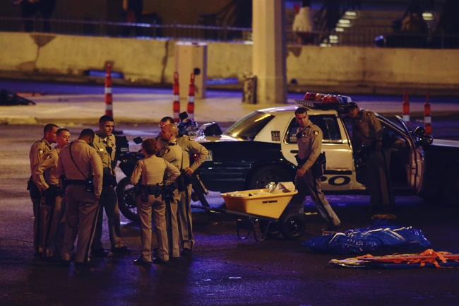 LV mass shooting