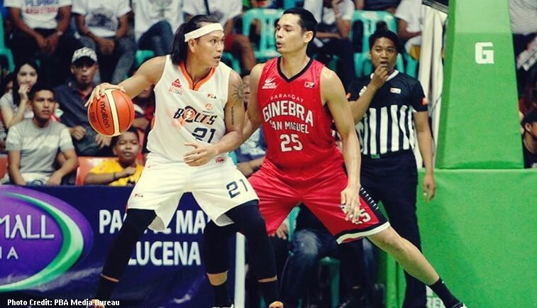 pba ginebra vs. bolts