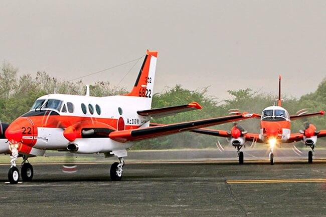 Beechcraft-TC-90