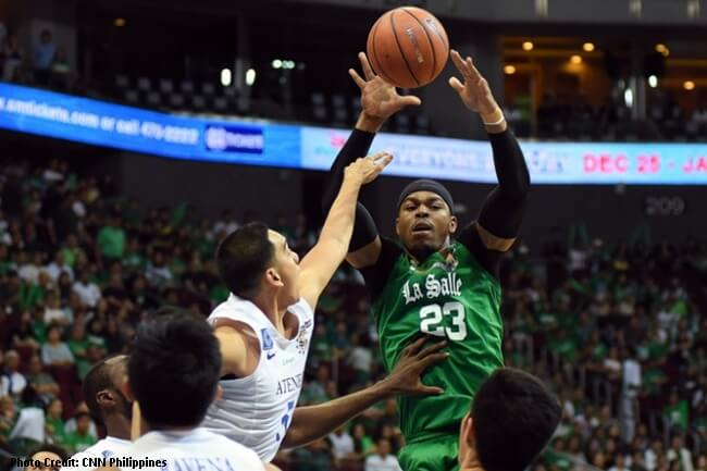 Blue Eagles pursigidong hablutin ang titulo sa NCAA Mens Basketball Championship