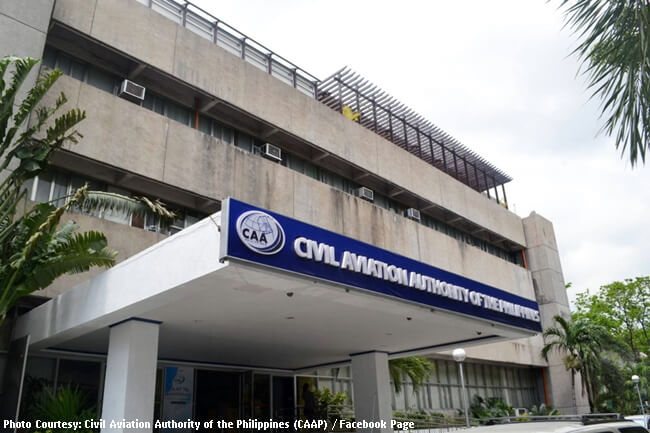 Civil Aviation Authority of the Philippines o CAAP
