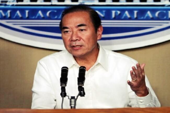 DPWH SECRETARY ROGELIO SINGSON