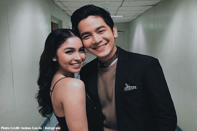 JULIA BARETTO AND JOSHUA GARCIA