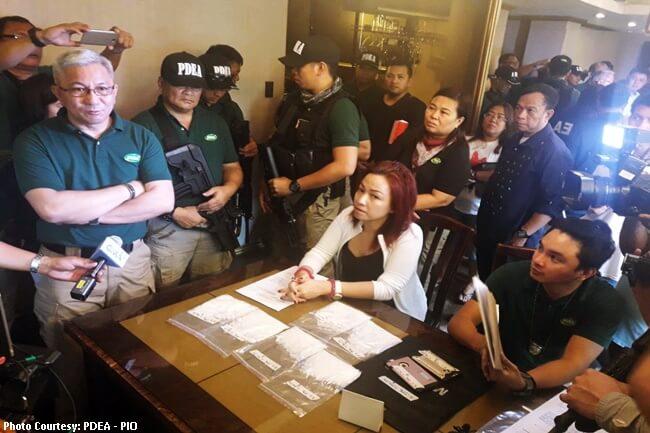P20-M halaga ng shabu nasabat ng PDEA sa isang apartment na katabi ng Malakanyang
