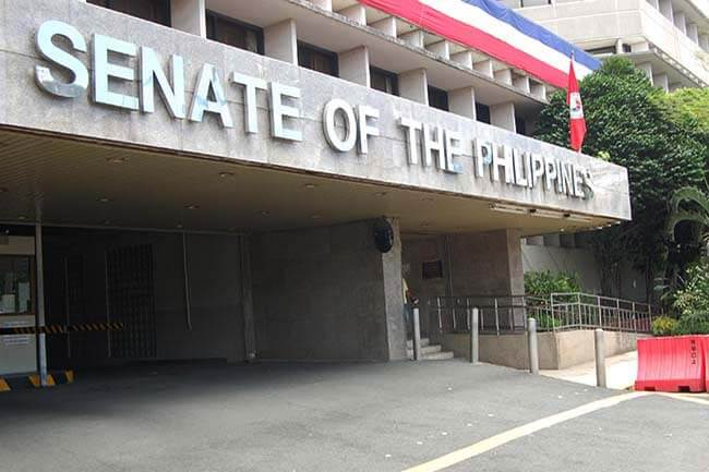 SENATE OF THE PHILIPINES 1