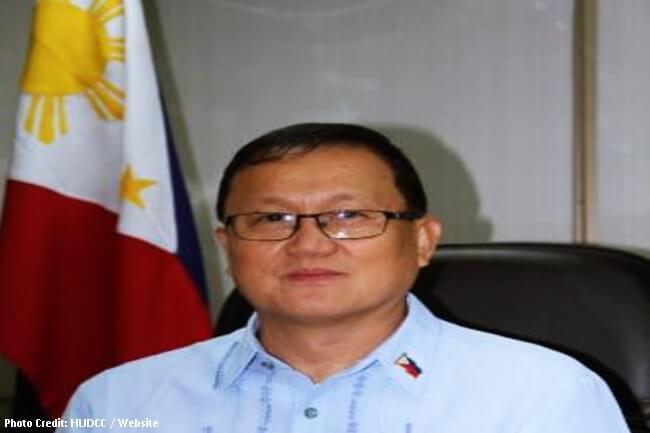 Task Force Bangon Marawi Chief Retired General Eduardo Del Rosario