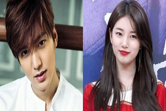 Top star couple na sina Lee Min – ho at Suzy, hiwalay na
