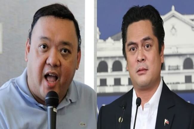 harry roque and martin andanar