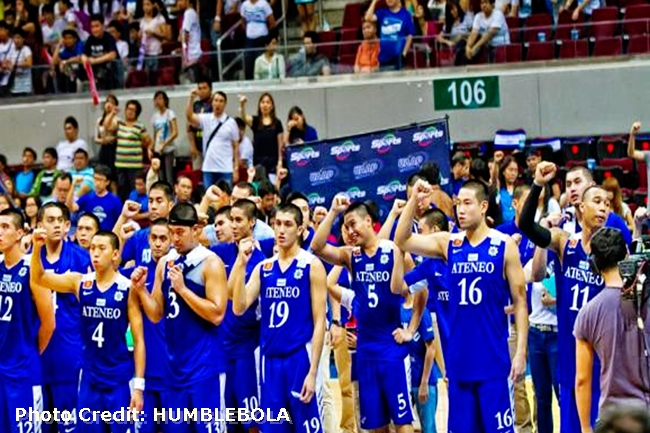 ATENEO BLUE EAGLES
