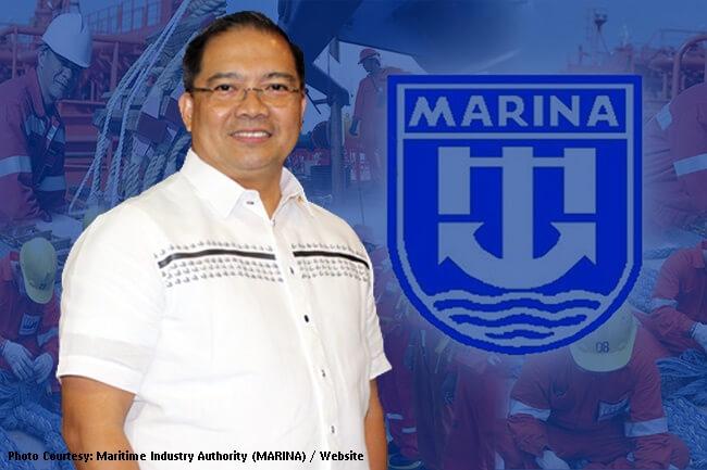 MARITIME INDUSTRY AUTHORITY (MARINA) ADMINISTRATOR MARCIAL AMARO III