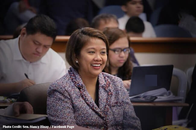 NANCY BINAY 1