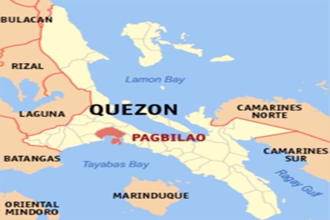 PAGBILAO QUEZON