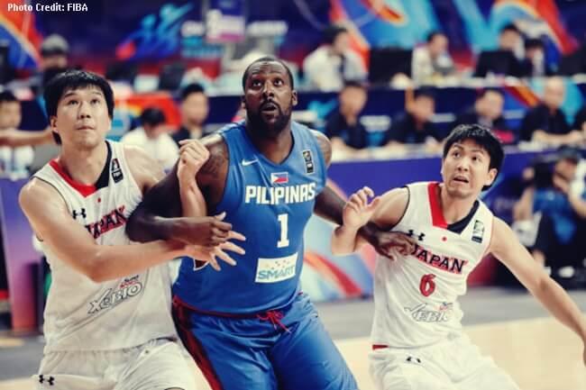 FIBA GILAS VS. JAPAN