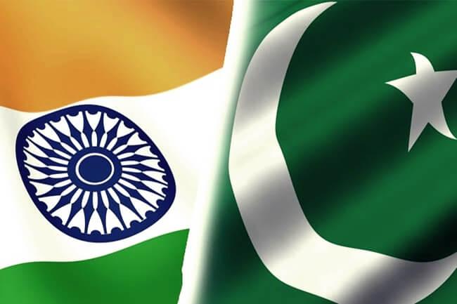 INDIA AT PAKISTAN