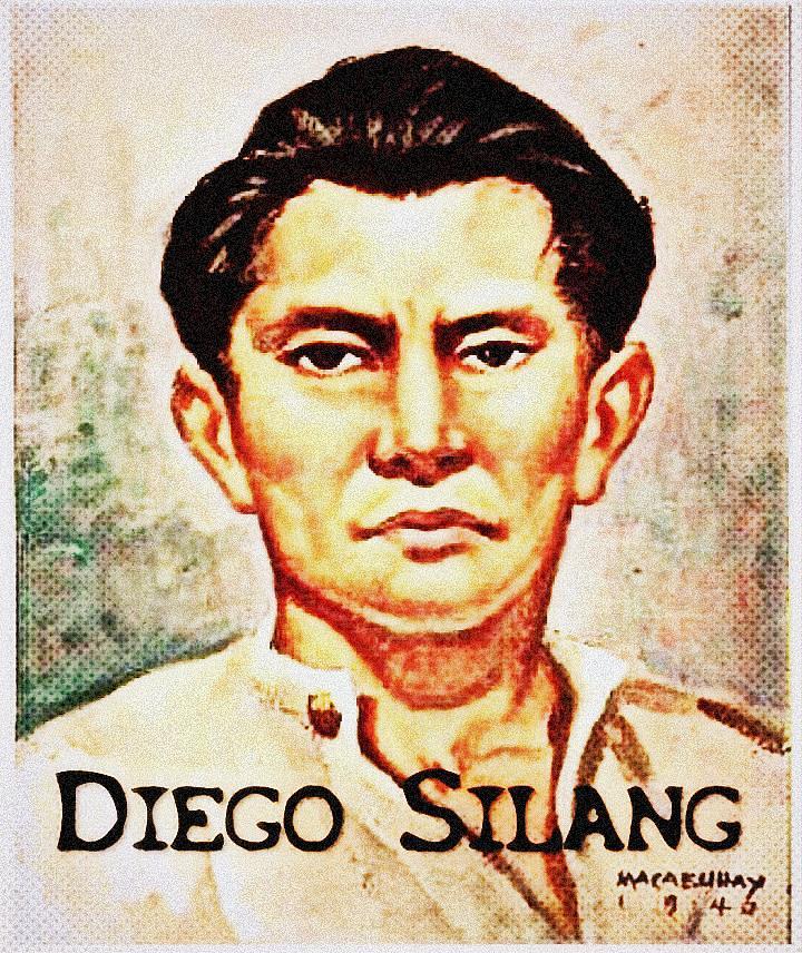 diego silang