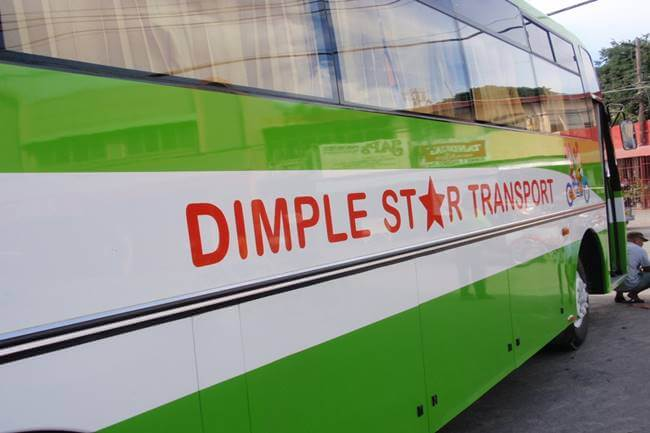 dimple star