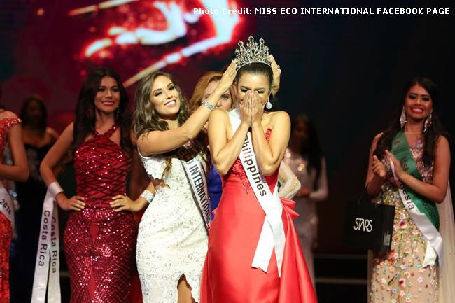 miss eco international 2018