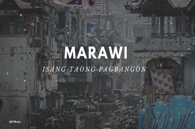 MARAWI PAGBANGON