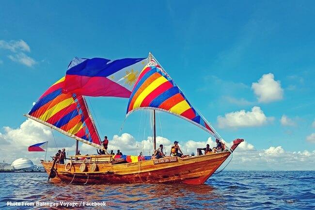 balangay boat