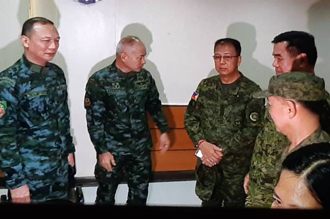 PNP and AFP