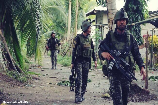AFP MILITAR