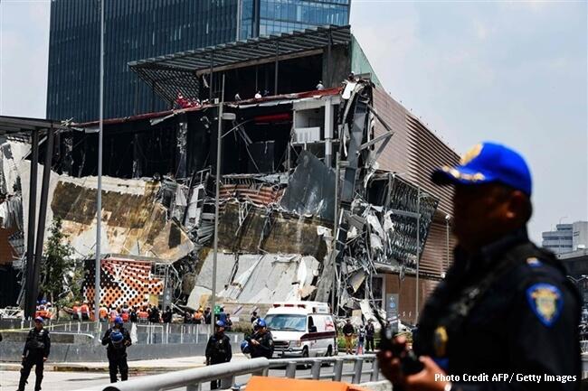 MEXICO CITY AFP