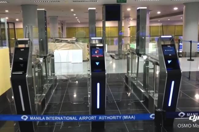 e-gate2 at NAIA