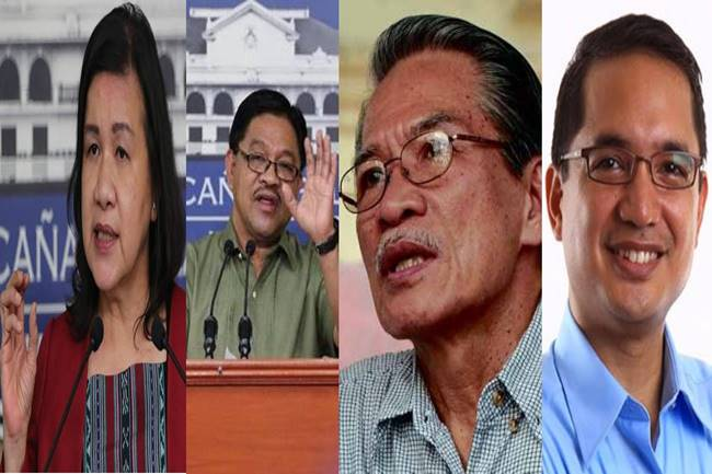 KRISTEL EDIT- 4 FORMER MAKABAYAN BLOC TO BE ARRESTED